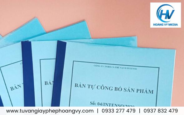 Công bố chất lượng sản phẩm sản xuất trong nước Việt Nam