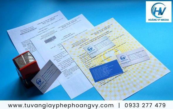 Dịch vụ xin cấp giấy chứng nhận đăng ký doanh nghiệp TPHCM