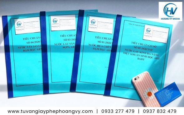 Địa chỉ uy tín chuyên công bố tiêu chuẩn chất lượngchất tẩy rửa