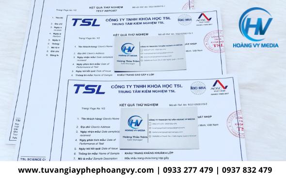 Kiểm nghiệm khẩu trang y tế theo quy chuẩn quy định pháp lý