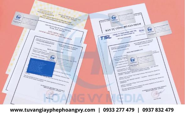 Quy định giấy phép đối với hàng hóa lưu thông thị trường trong và ngoài nước
