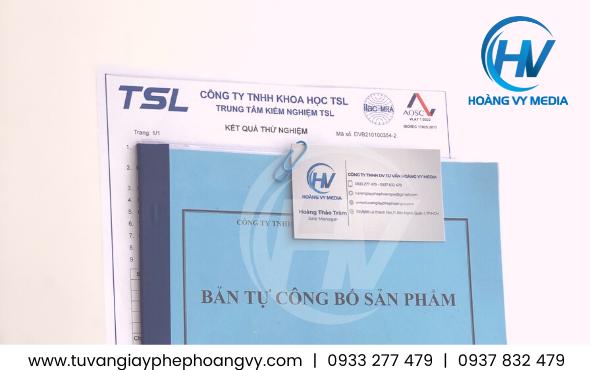 Công bố chất lượng Trà theo nghị định 15/2018/NĐ-CP